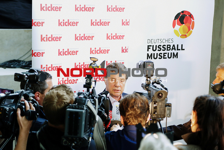 Otto Rehagel im Interview<br />   Foto &copy; nph / Rauch