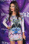 Pilar Rubio during the celebration of 20th anniversary of Urban Decay in Madrid, Spain. November 02, 2016. (ALTERPHOTOS/Rodrigo Jimenez)