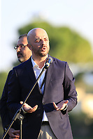 Ahmet Olmustur Turkish Airlines speaks at the prize giving ceremony at the end of Sunday's Final Round of the 2018 Turkish Airlines Open hosted by Regnum Carya Golf &amp; Spa Resort, Antalya, Turkey. 4th November 2018.<br /> Picture: Eoin Clarke | Golffile<br /> <br /> <br /> All photos usage must carry mandatory copyright credit (&copy; Golffile | Eoin Clarke)