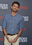 "Karan Soni 100 arrives at the LA Premiere Of Netflix's ""Murder Mystery"" at Regency Village Theatre on June 10, 2019 in Westwood, California"