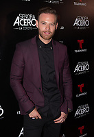 DORAL, FL - NOVEMBER 6: Luis Ernesto Franco on the red carpet for Telemundo's season premiereofSenora Acero,La Coyote in CineBistro at City Place Doral, Florida. November 6, 2017. Credit: mpi140 / MediaPunch /NortePhoto.com