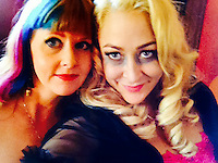 Staci Layne Wilson, Jennifer Blanc<br />