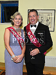 Mary Clarke and Mark Lowth pictured at the launch of Strictly Come Dancing at the movies in St. Mary's clubrooms Ardee. Photo:Colin Bell/pressphotos.ie