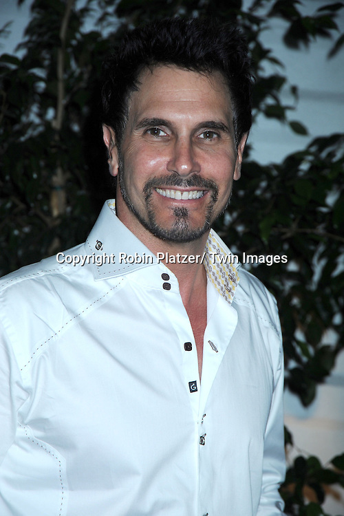 Don Diamont attending the Television Academy's Daytime Programming Peer Group presents a cocktail reception in honor of the 2011 Daytime Emmy Awards Nominees on June 16, 2011 .at The SLS Hotel at Beverly Hills in California.