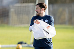 St Johnstone Training&hellip;27.10.17<br />Paul Paton pictured during training this morning at McDiarmid Park ahead of tomorrows trip to Partick Thistle<br />Picture by Graeme Hart.<br />Copyright Perthshire Picture Agency<br />Tel: 01738 623350  Mobile: 07990 594431