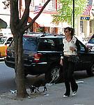 Celebrities in Soho 05/04/2003