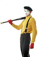 Mimes - Clowns