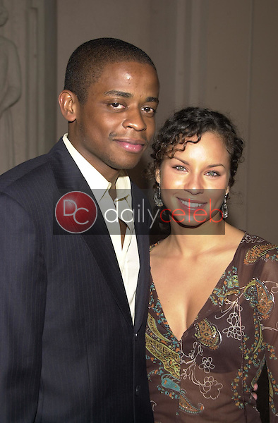 Dule Hill and date Nicole Lyn