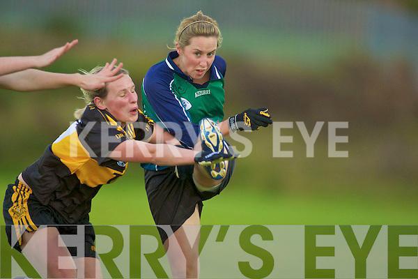 Tracey Branberry Abbeydourney Mairead Finnegan Crokes