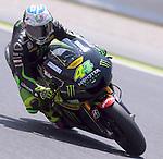 12.06.2015 Montmelo. GP Monster Energy de Cataluña. Entrenos libres nr2. En la foto Pol Espargaro Monster Yamaha Moto GP