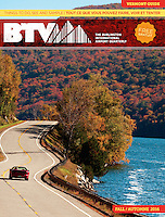 BTV Burlington Airport Magazine