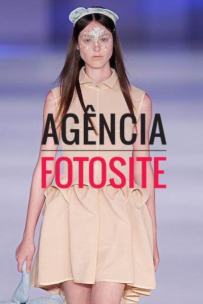 Manuel Bolano<br /> Barcelona Fashion Week<br /> July 2013<br /> RTW Spring Summer 2014