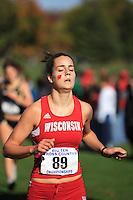 The Big Ten Women's Cross Country Championships, 10,28,2007. University Of Wisconsin.