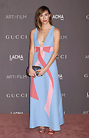 LOS ANGELES, CA - NOVEMBER 04: Director Gia Coppola attends the 2017 LACMA Art + Film Gala Honoring Mark Bradford and George Lucas presented by Gucci at LACMA on November 4, 2017 in Los Angeles, California.<br /> CAP/ROT/TM<br /> &copy;TM/ROT/Capital Pictures