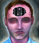 Illustration of prisoner of mind