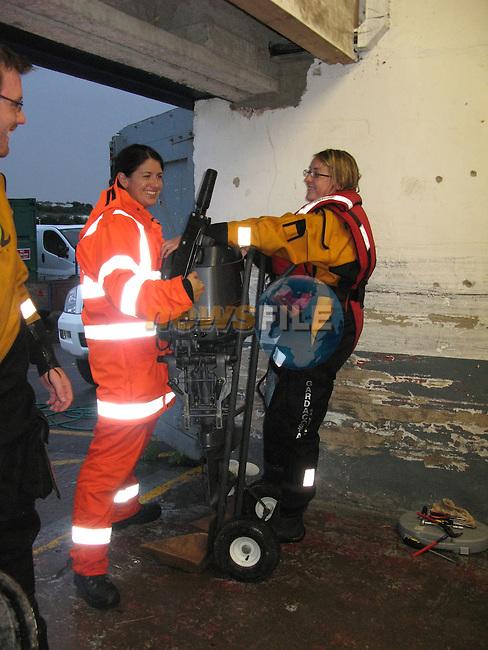 Drogheda Coast Guard.Picture Fran Caffrey/www.newsfile.ie.