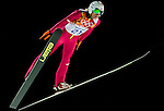 Dawid Kubacki of Poland during the Men's Normal Hill Individual of the 2014 Sochi Olympic Winter Games at Russki Gorki Ski Juming Center on February 9, 2014 in Sochi, Russia. Photo by Victor Fraile / Power Sport Images