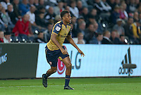 Alex Iwobi of Arsenal during the Barclays Premier League match between Swansea City and Arsenal played at The Liberty Stadium, Swansea on October 31st 2015