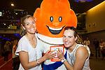 Nederland, Amsterdam, 4 juli 2012.Seizoen 2012/2013.NOC NSF het Olympic en Paralympic Team Netherlands.Zeilsters Lobke Berkhout en Lisa Westerhof