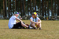 GIrls wearing roverway style Väiski's.