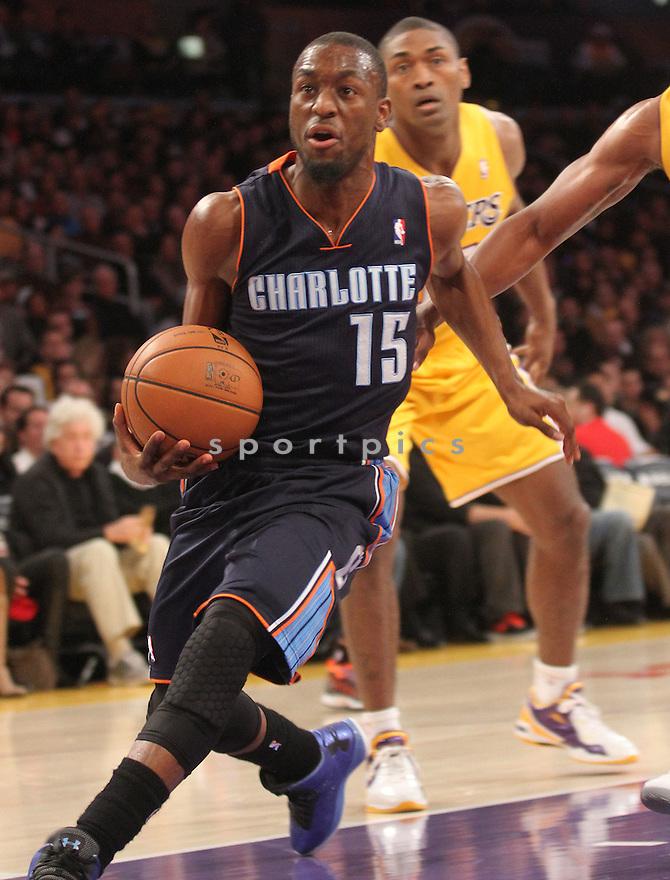 Charlotte Bobcats Kemba Walker (15)