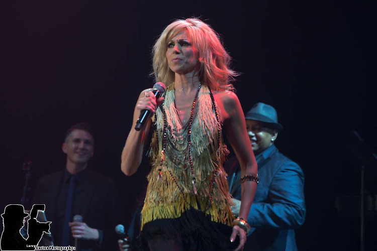 2nd Anniverary, Mondays Dark at the Joint in the Hard Rock Casino. Debbie Gibson, Singer performs