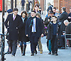 UKIP Leadership Announcement <br /> at the Emmanuel Centre, Westminster, London, Great Britain <br /> 28th November 2016 <br /> <br /> John Rees-Evans <br /> Leadership candidate <br /> arriving at centre <br /> <br /> Photograph by Elliott Franks <br /> Image licensed to Elliott Franks Photography Services