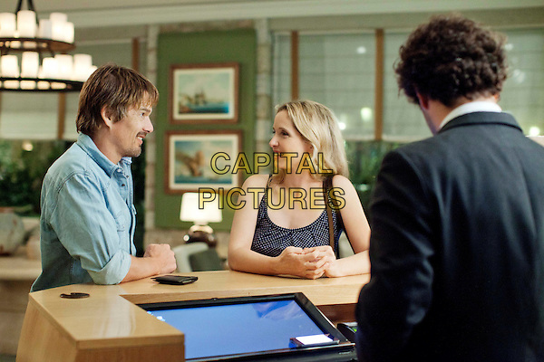 Ethan Hawke & Julie Delpy .in Before Midnight (2013) .*Filmstill - Editorial Use Only*.CAP/NFS.Supplied by Capital Pictures.