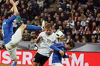 29.03.2016: Deutschland vs. Italien