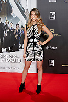 Nerea Rodriguez attends to Fantastic Beasts: The Crimes of Grindelwald film premiere during the Madrid Premiere Week at Kinepolis in Pozuelo de Alarcon, Spain. November 15, 2018. (ALTERPHOTOS/A. Perez Meca) /NortePhoto