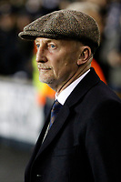 Ian Holloway manager of Queens Park Rangers seen during the Sky Bet Championship match between Millwall and Queens Park Rangers at The Den, London, England on 29 December 2017. Photo by Carlton Myrie / PRiME Media Images.