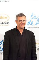 """Abdellatif Kechiche  attending the opening """"La vie d'Adèle"""" in Madrid."""