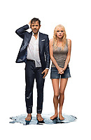 Overboard (2018) <br /> Promotional art with Anna Faris &amp; Eugenio Derbez<br /> *Filmstill - Editorial Use Only*<br /> CAP/MFS<br /> Image supplied by Capital Pictures