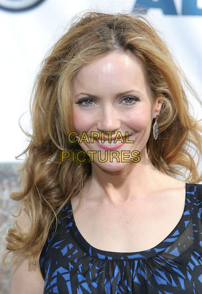 LESLIE MANN.Evan Almighty Premiere held at the  Gibson Amphitheatre & Citywalk Cinemas, Universal City, California, USA..June 10th, 2007.headshot portrait.CAP/ADM/CH.©Charles Harris/AdMedia/Capital Pictures