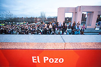 Memorial to the victims of the Madrid bombings 11M at el Pozo station