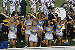 UCLA cheerleaders at the Rose Bowl
