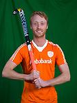 ARNHEM -  MARK RIJKERS , lid trainingsgroep Nederlands hockeyteam heren. COPYRIGHT KOEN SUYK