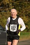 2010-10-17 Abingdon Marathon 11 course SB