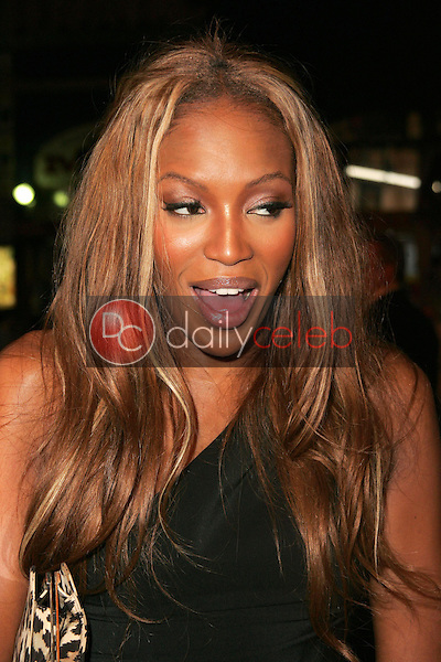 Naomi Campbell<br />