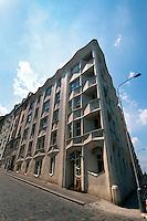 Tschechien, Prag, kubistisches Haus in der Neklova 30, Unesco-Weltkulturerbe