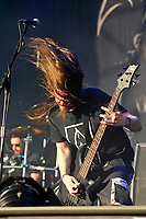 AUG 10 Emperor performing at Bloodstock Festival