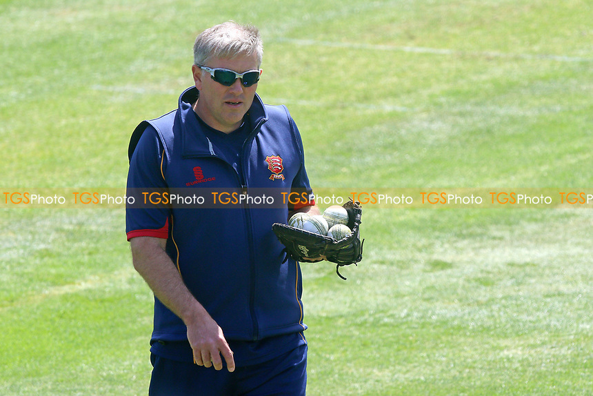 Essex head coach Chris Silverwood during Essex Eagles vs Sussex Sharks, Royal London One-Day Cup Cricket at The Cloudfm County Ground on 10th May 2017