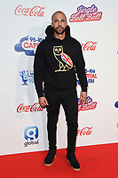 LONDON, UK. December 08, 2018: Marvin Humes at Capital's Jingle Bell Ball 2018 with Coca-Cola, O2 Arena, London.<br /> Picture: Steve Vas/Featureflash