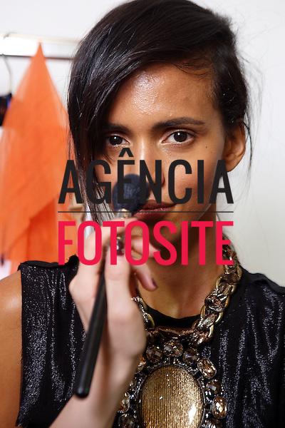 Paris, Franca &sbquo;09/2013 - Desfile de Lanvin durante a Semana de moda de Paris  -  Verao 2014. <br /> Foto: FOTOSITE