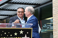 LOS ANGELES - MAY 15:  Andy Garcia, Ken Corday at the Ken Corday Star Ceremony on the Hollywood Walk of Fame on May 15, 2017 in Los Angeles, CA