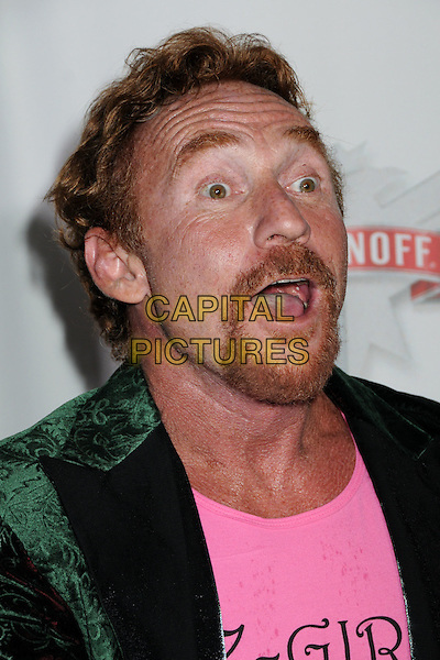 DANNY BONADUCE .Fox Reality Channel's Really Awards 2008 at Avalon Hollywood, Hollywood, California, USA..September 24th, 2008.headshot portrait goatee facial hair mouthopen funny face .CAP/ADM/BP.©Byron Purvis/AdMedia/Capital Pictures.