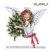 Interlitho, CHRISTMAS CHILDREN, WEIHNACHTEN KINDER, NAVIDAD NIÑOS, paintings+++++,KL6020/5,#xk# nostalgic,retro, angel,