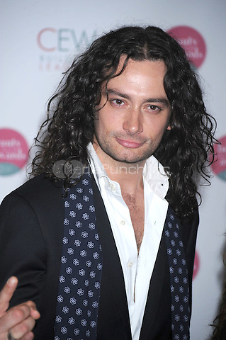 Constantine Maroulis at the 2010 Cosmetic Executive Women Beauty Awards at The Waldorf=Astoria in New York City. May 21, 2010.Credit: Dennis Van Tine/MediaPunch