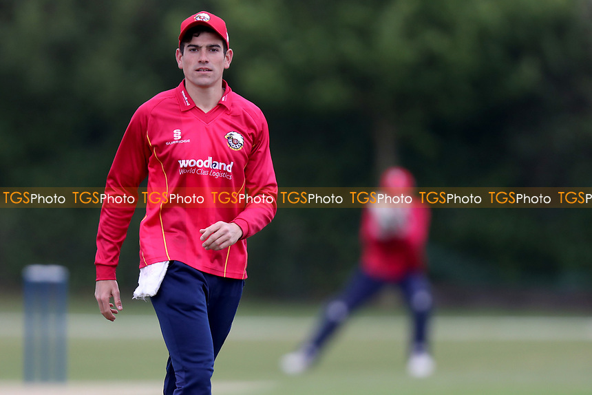 Essex 2nd XI captain Joe Ellis-Grewal in the field during Essex CCC 2nd XI vs Surrey CCC 2nd XI, Second XI Trophy Cricket at Billericay Cricket Club on 3rd May 2017