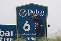 Jorge Campillo (ESP) on the 6th tee during Round 2 of the Irish Open at LaHinch Golf Club, LaHinch, Co. Clare on Friday 5th July 2019.<br /> Picture:  Thos Caffrey / Golffile<br /> <br /> All photos usage must carry mandatory copyright credit (© Golffile | Thos Caffrey)